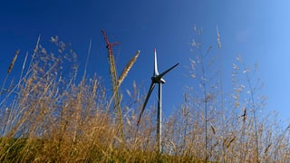 Windkraftanlage in Oberegg geplant