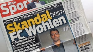 FC Wohlen: Hat der Präsident persönlich gemauschelt?