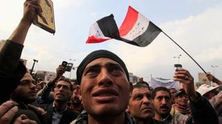 Demonstrationen vor Verfassungsabstimmung in Ägypten