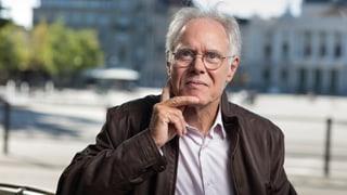 Auch er ist Jahrgang '46: Moritz Leuenberger spricht über seine Jugend, das Älterwerden und wie es ist, der erste geschiedene Bundesrat zu sein.