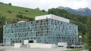 L'hotel Cube a Savognin resta serrà l'enviern