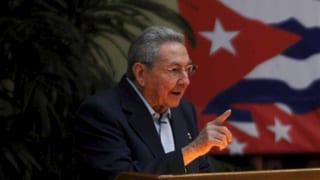 Castro bekräftigt den Reformkurs Kubas