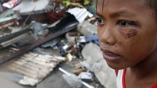 Taifun – erst jetzt wird das Ausmass sichtbar
