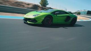 Tacho Facts: Lamborghini Aventador SVJ