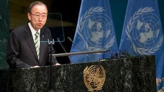 «Historischer Moment» – Klima-Abkommen unterzeichnet