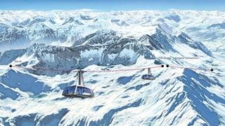 Viele neue Bündner Bergbahnen geplant – trotz Krise