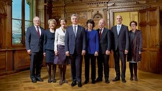 Bundesratsfoto 2014: So sieht sich die Landesregierung