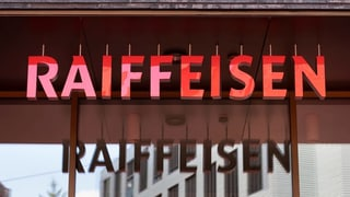 Gudogn da la banca Raiffeisen è sa reducì massivamain