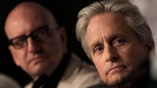 Michael Douglas kämpft in Cannes mit den Tränen