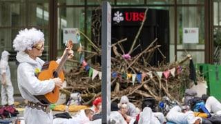 Basler und Zürcher Klimaaktivisten wieder auf freiem Fuss