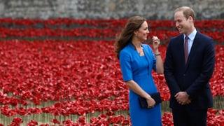 Schwangere Kate: Ganz Grossbritannien wieder aus dem Häuschen