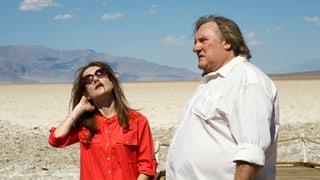 Gérard Depardieu schnauft und schwitzt sich durchs Death Valley