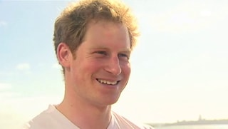 Prinz Harry verabschiedet sich von Neuseeland