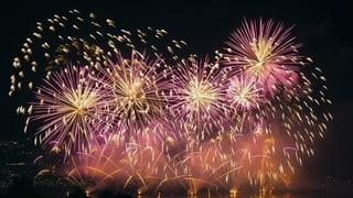 Silvester: Verkauf von Feuerwerk in Region leicht gesteigert