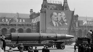 Klima wieder vergiftet wie im Kalten Krieg