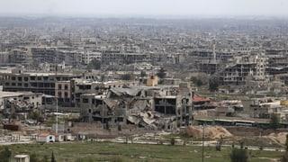 «Endlich Augen und Ohren in Damaskus»