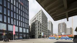 Zürichs «Chinesische Mauer» scheidet die Geister