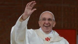 Lieber Papst, Ihnen schreibt die Schweiz!