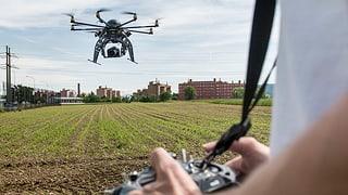Private Drohnen: Für eine Registrierungspflicht mit Augenmass