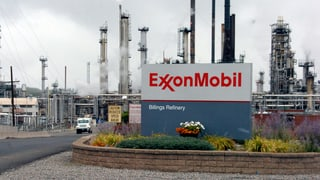 Russland-Sanktionen kommen dem Öl-Konzern in die Quere