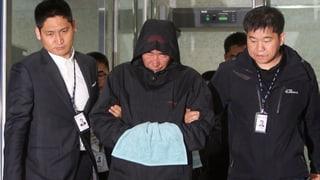 «Sewol»-Kapitän droht lebenslange Haft