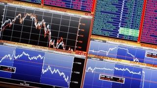 Schweizer Börse auf tiefstem Stand seit 2013