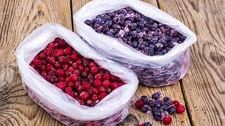 Wie lange kann man Eingefrorenes noch essen? (Artikel enthält Audio)