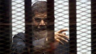Mohammed Mursi condemnà a la mort