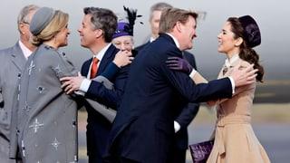 «Pikken» und «hej hej»: Royales Gipfeltreffen in Kopenhagen