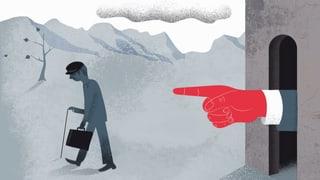 Über 50 ohne Arbeit – unten durch in der Gesellschaft?