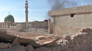 Syrien: Rebellen mit Munition aus der Luft beliefert