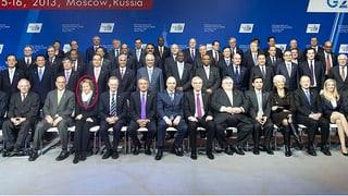 G20 beschliessen Ende des «Währungskrieges»