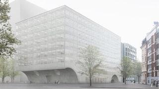 Zürcher Architekten bauen Basler Biomedizin-Gebäude