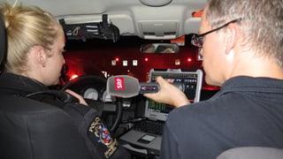 Mit den US-Cops auf Streife