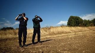 Schutz der EU-Aussengrenze: Schweiz bleibt in der Pflicht