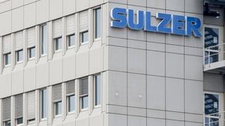 Banken frieren US-Konti von Sulzer ein