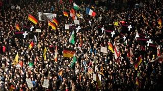 Pegida sagt Demo wegen Terror-Drohung ab