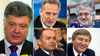 Ukrainische Oligarchen: Wer sie sind und welche Rolle sie spielen