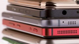 Bedenkliche Noten für Smartphone-Hersteller