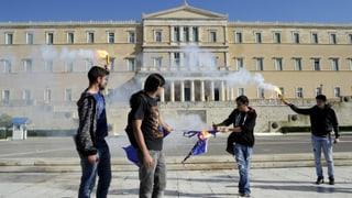 Athens Tag der Reform-Wahrheit
