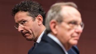 Eurogruppe verliert Geduld mit Griechenland