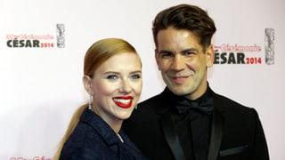 Scarlett Johansson im Babyglück?