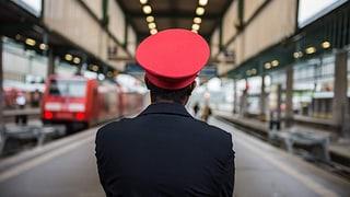 Fernverkehr in ganz Deutschland eingestellt