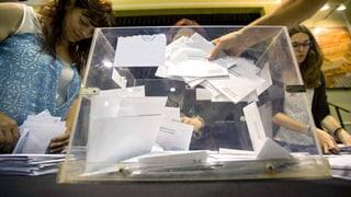 Nach den Wahlen in Spanien: Nur wenig klüger als zuvor