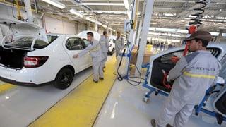 «Symbol» – Algerien baut mit Renault erstmals Autos