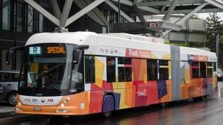 Elektrizität statt Diesel: Busse sollen sauber werden