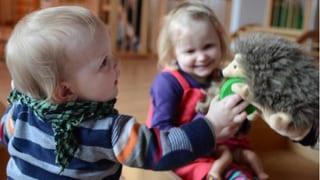 Stadt Luzern: Jedes dritte Kind besucht eine Kita