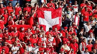 Gute Noten für die vielen Schweizer Fans