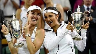 10avel titel da Grand Slam en il dubel per Hingis