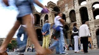 Rom sagt Strassenhändlern den Kampf an